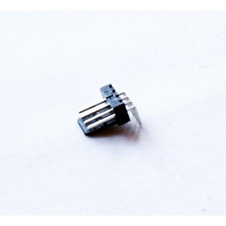 Złącze wentylatora 4 pin kątowe do druku
