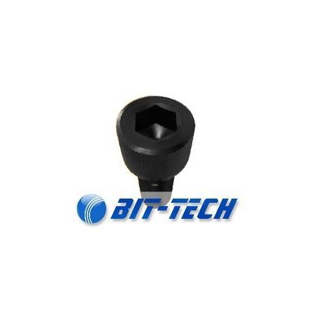Cap head screw M2,5x06 allen socket
