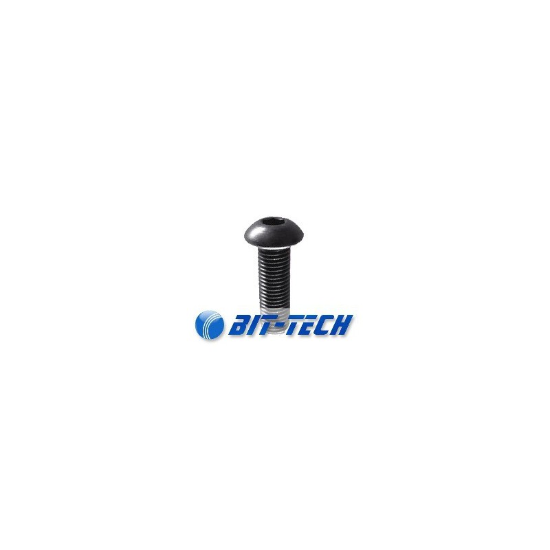 Button head screw M4x16 allen socket
