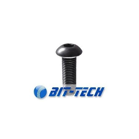 Button head screw M4x25 allen socket