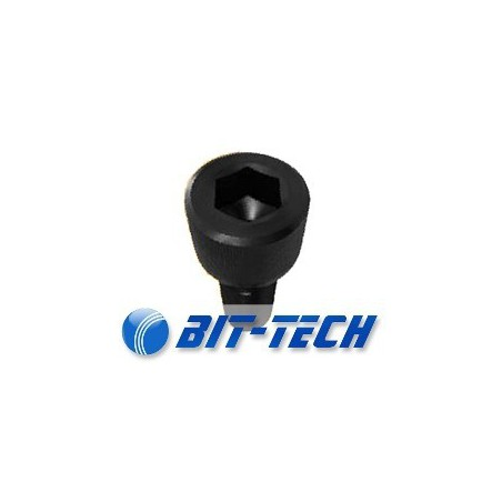Cap head screw M2,5x25 allen socket