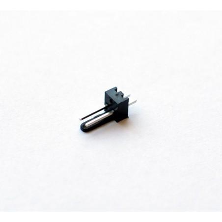 Złącze wentylatora 2 pin proste do druku