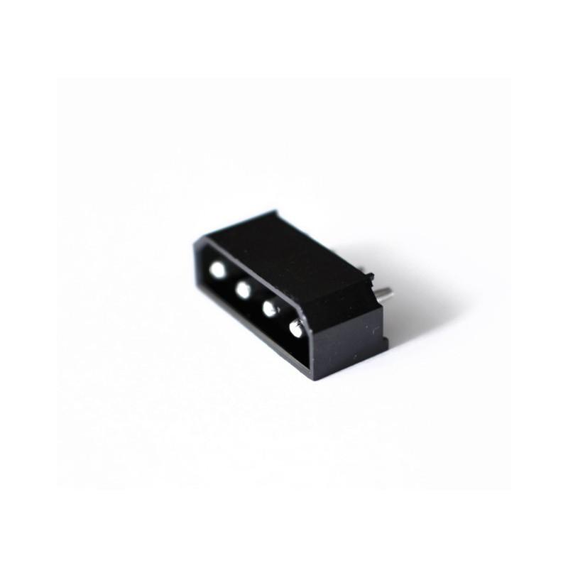 Złącze typu MOLEX męskie proste do druku