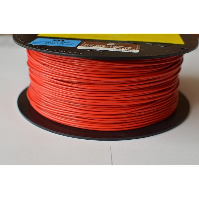 Przewód HELUKABEL UL1007 AWG18 czerwony
