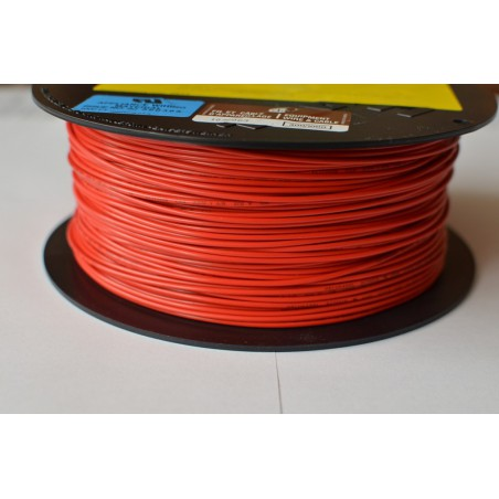 Wire HELUKABEL UL1007 AWG18 red