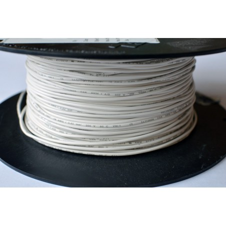 Wire HELUKABEL UL1007 AWG26 white
