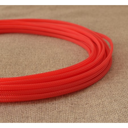 Oplot Deluxe SHD sleeve Blood Red 4 mm