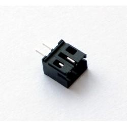 Gniazdo wentylatora mini do druku 2 pin