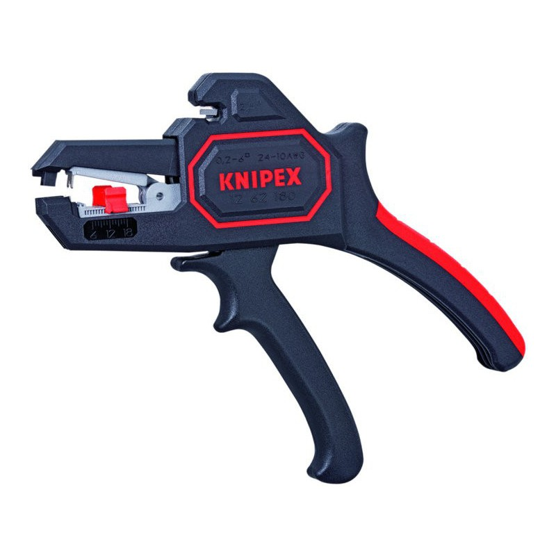 Automatic Insulation Stripper Knipex 1262180