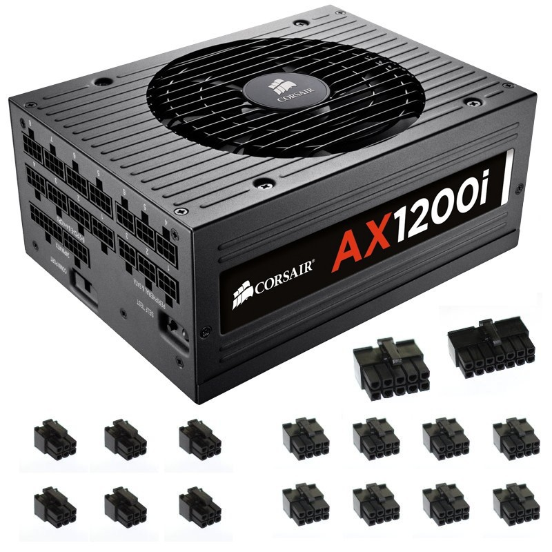 Corsair AX1200i PSU Modular Connector (Full Set 16pcs)