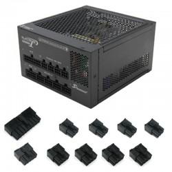 Seasonic PSU Platinum Fanless 520W Modular Connector (Full Set 10pcs)