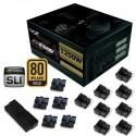 OCZ ZX Series 850W / 1000W / 1250W Power Supply Modular Connectors (Full Set 14pcs)