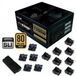 Zestaw wtyczek do zasilaczy OCZ ZX Series 850W / 1000W / 1250W 14 sztuk