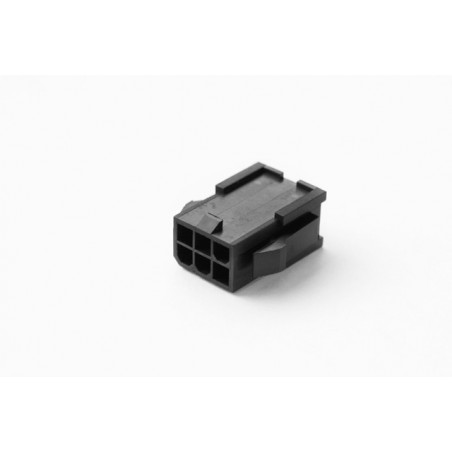 Wtyczka VGA 6 pin męska
