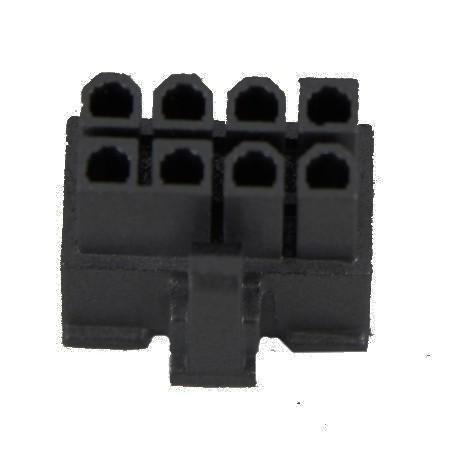 8 pin VGA Female Connector