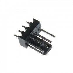 Złącze wentylatora 3+1 pin proste do druku