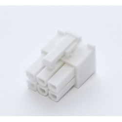 6 pin VGA Female Connector