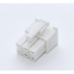 Wtyczka VGA 6 pin żeńska (tapered)