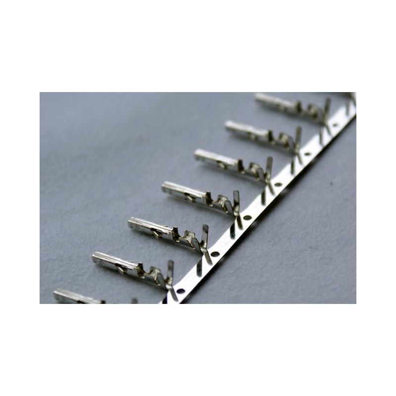 Piny do złącz żeńskich ATX i VGA mini-fit AWG 18-22