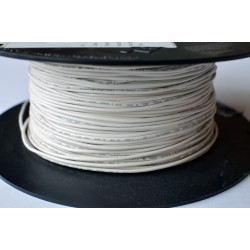 Wire HELUKABEL silicone AWG20 white