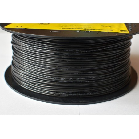 Wire HELUKABEL silicone AWG20 black