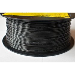 Wire HELUKABEL silicone AWG18 black