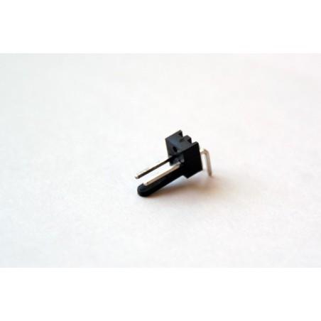 Złącze wentylatora 2 pin kątowe do druku
