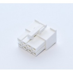 6+2 pin VGA Female Connector