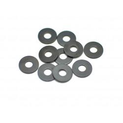 Black washer oxyde DIN9021